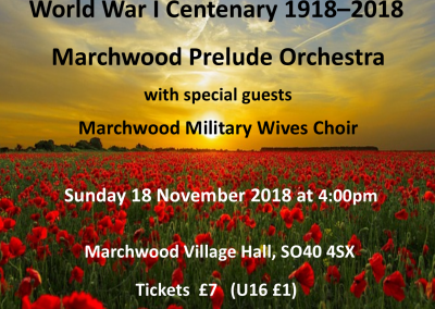 FOR PRINTING MP WW1 concert poster